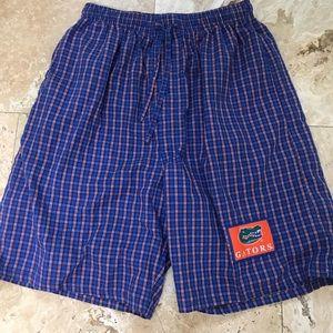 Other - Florida Gator pajama shorts